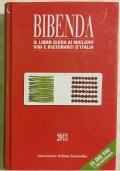BIBENDA VINI E RISTORANTI D'ITALIA 2014