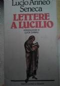 LETTERE A LUCILIO - Testo latino a fronte - Libro I e II (cofanetto)