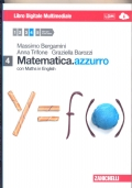 Matematica.azzurro 4 con Maths in English