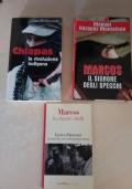 Stock Libri usati 1 Chiapas 2 Marcos 3 Zapatisti