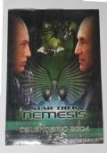 CALENDARIO 2004 STAR TREK NEMESIS NUOVO