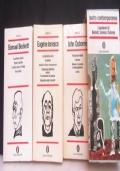 Teatro contemporaneo i capolavori di Beckett, Ionesco, Osborne.