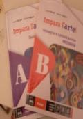Impara l'arte. Vol. A-B. Con e-book