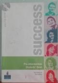 Success Pre-intermediate. Student's book