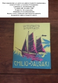 Salgari La riconquista di Mompracem Biblioteca Corriere della Sera N103
