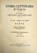 La Vita, I Tempi e Le Opere di Dante
