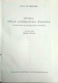 Storia della Letteratura Italiana - Ottocento e Novecento