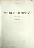 Antologia Rosminiana Vol I