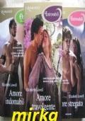 AMORE INDOMABILE + AMORE TRAVOLGENTE + AMORE STREGATO *  Trilogia medievale *