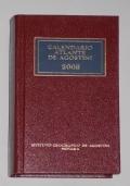 CALENDARIO ATLANTE DE AGOSTINI 2008