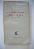 LA COSTITUZIONE JUGOSLAVA DEL 1931