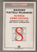 Scienza come cultura