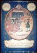 Almanacco Parmigiano 1996 1997 Vagabondi del pensiero e dell'arte