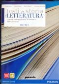 Testi e storia della letteratura. Vol. E: Leopardi, la scapigliatura, il verismo, il decadentismo