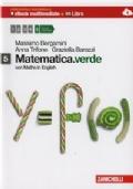 Matematica.verde. Con Maths in english. Con e-book. Con espansione online. Vol. 5