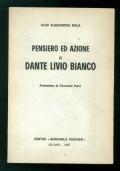 Pensiero ed azione di Dante Livio Bianco. Prefazione di Ferruccio Parri.