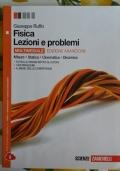 FISICA LEZIONI E PROBLEMI MULTIMEDIALE (LDM) MISURE, STATICA, CINEMATICA, DINAMICA