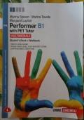 PERFORMER B1 VOLUME ONE MULTIMEDIALE (LDM) WITH PET TUTOR