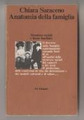 ANATOMIA DELLA FAMIGLIA Strutture sociali e forme familiari