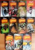 Lotto 10 librogame Lupo Solitario libri game fantasy ragazzi Kai SECONDA EDIZIONE