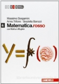 Matematica.rosso. Con Maths in english. Per le Scuole superiori. Con espansione online vol.4
