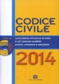 Codice civile 2014 + Cd-Rom. Consultabile all'esame di stato e nei concorsi pubblici