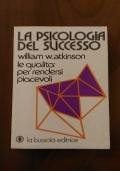 LA PSICOLOGIA DEL SUCCESSO LE QUALITA' PER RENDERSI PIACEVOLI