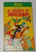 IL TRIONFO DI PAPERINIK CLASSICI WALT DISNEY 1°SERIE 63