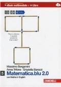 MATEMATICA.BLU 2.0 vol.5 con Maths in English