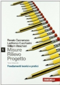 MISURE RILIEVO PROGETTO Terza edizione Fondamenti teorici e pratici