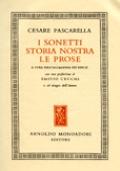 I SONETTI / STORIA NOSTRA / LE PROSE