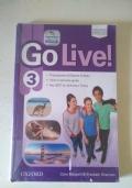 GO LIVE 3 (LIBRO +CD + ESPANSIONE ONLINE)