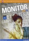 Monitor. GRAMMATICA + LEZIONI 1. Edizione blu. Con e-book. Con espansione online