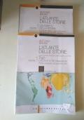 L'ATLANTE DELLE STORIE 1 + TRE D