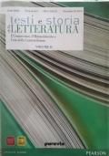 Testi e storia della letteratura. Vol. B: L'umanesimo, il Rinascimento e l'età della Controriforma. Con espansione online. Per le Scuole superiori