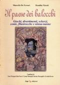 IL PAESE DEI BALOCCHI (dedica dell'autrice)