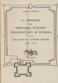 La sentenza del tribunale statario straordinario di Rubiera e la relazione di Antonio Panizzi (1822-1823)