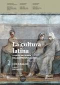 La cultura latina 2 L'età di augusto