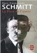 LA PART DE L'AUTRE- ERIC-EMMANUEL SCHMITT