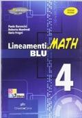 Lineamenti.math blu 4
