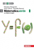 MATEMATICA VERDE 4S con maths in english (2 volumi)