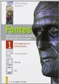 FONTES VOL 1 + LIBRO INTERATTIVO + LABOR VERTENDI 1