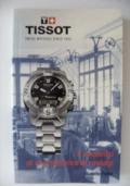 Tissot - Il romanzo di una fabbrica di orologi