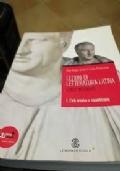 Lezioni di Letteratura Latina 1. L'età arcaica e repubblicana