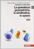 Manuale di matematica. P+ Le grandezze geomeriche, la similitudine, lo spazio Terza edizione Talete