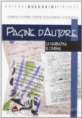 PAGINE D'AUTORE VOLUME A - LA NARRATIVA IL CINEMA