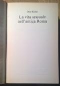 LA VITA SESSUALE NELL' ANTICA ROMA