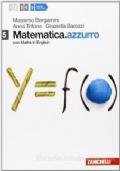 Matematica. azzurro 5