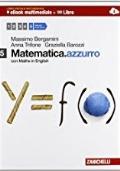 Matematica.azzurro. Con Maths in english. Con e-book ed espansione online.Vol. 5