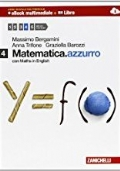 Matematica.azzurro. Con Maths in english. Con e-book ed espansione online.Vol. 4